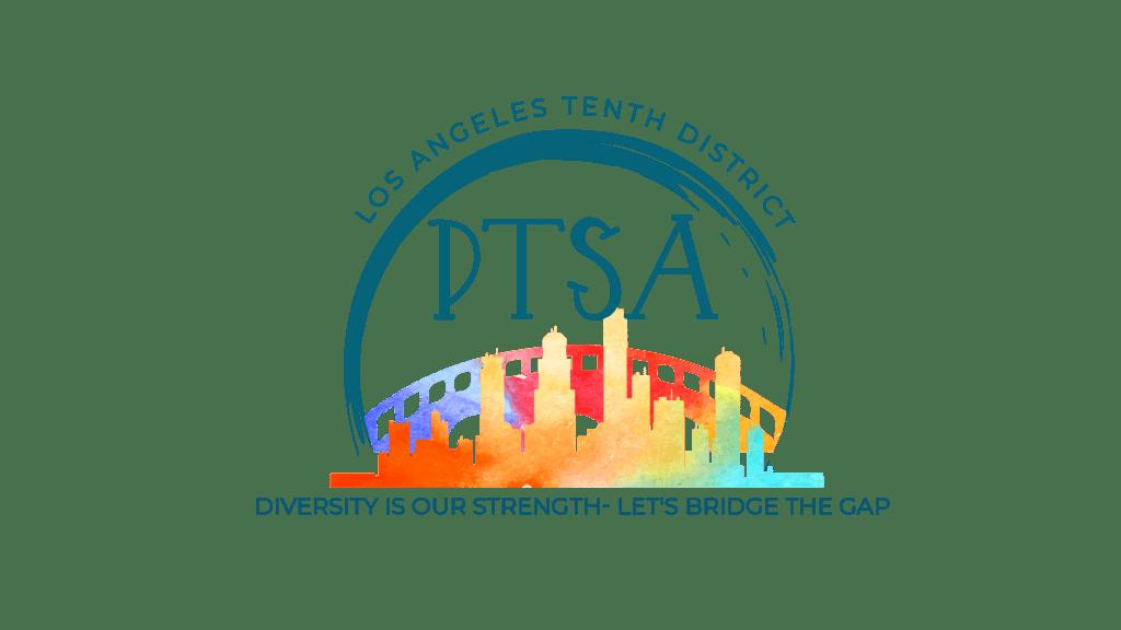 logo for Tenth District PTSA